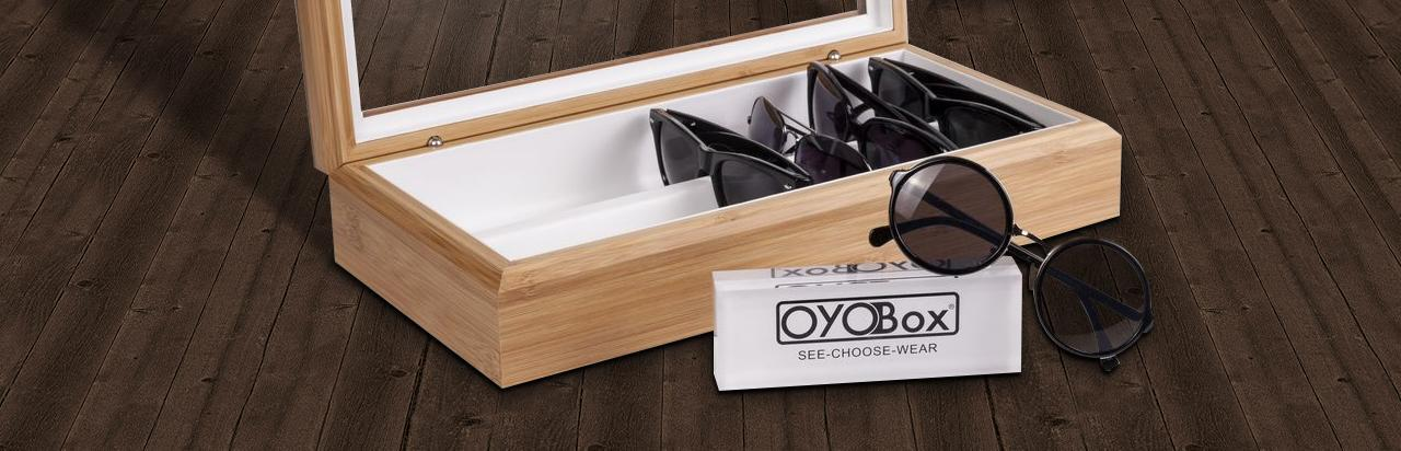 eyewear storage box