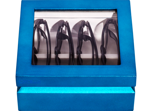 Blue OYOBox Mini