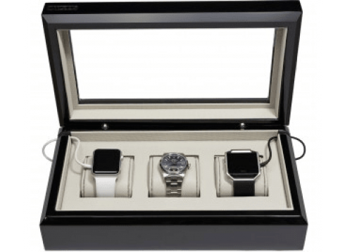 Black Smart-Watch Box