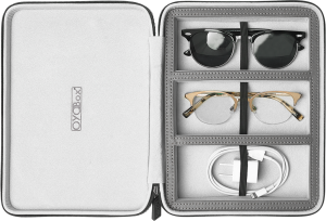 Cool Gray Sunglass Organizer