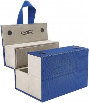 Foldable Sunglass Organizer Cobalt Blue