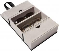 Foldable Travel Case Onyx Black