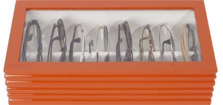 Orange Wave Maxi